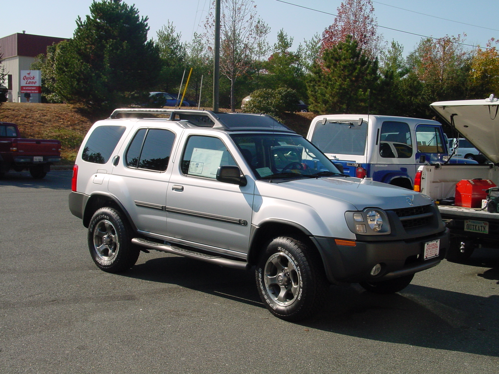 2002 nissan xterra wd22 pictures information and. Black Bedroom Furniture Sets. Home Design Ideas