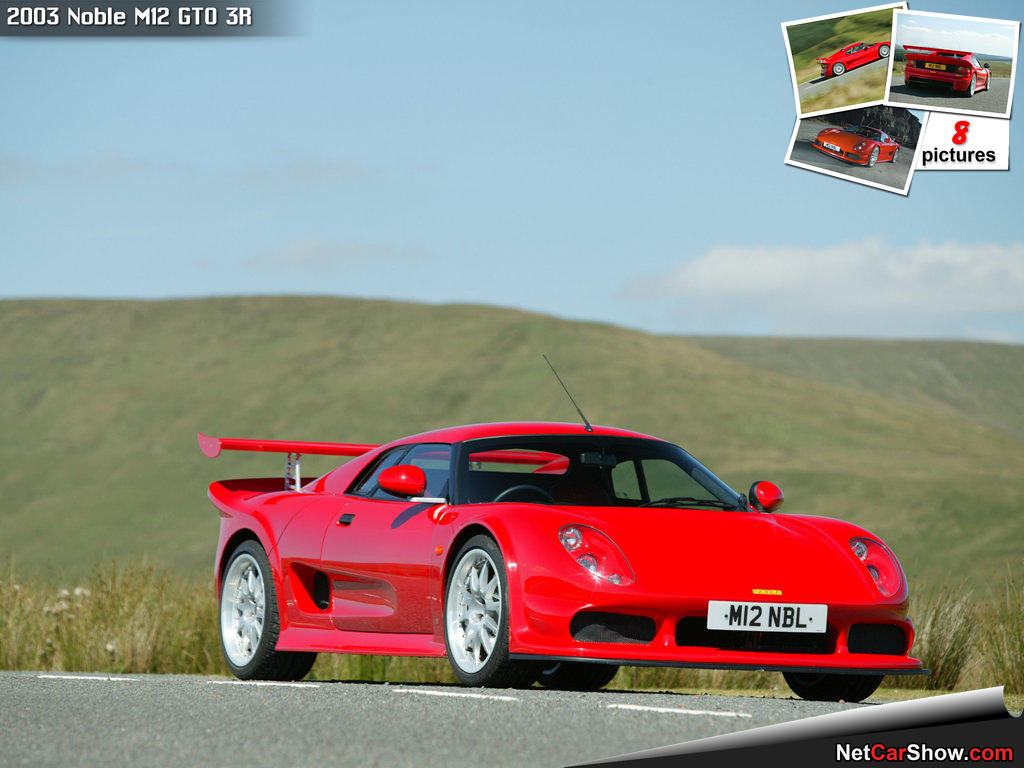 noble m12 gto seriess #8