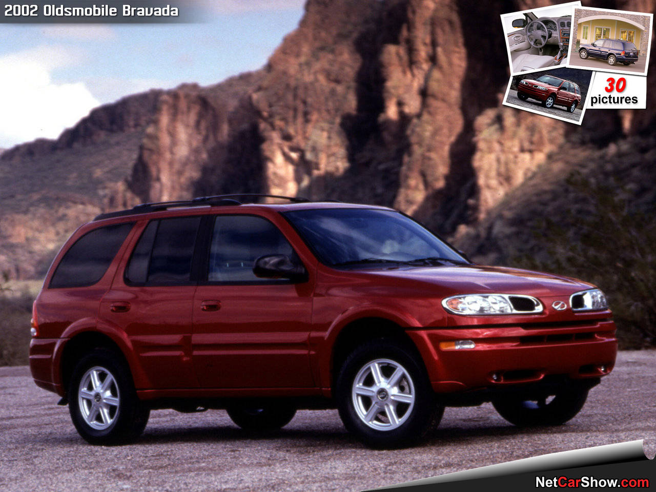 oldsmobile bravada pictures #15