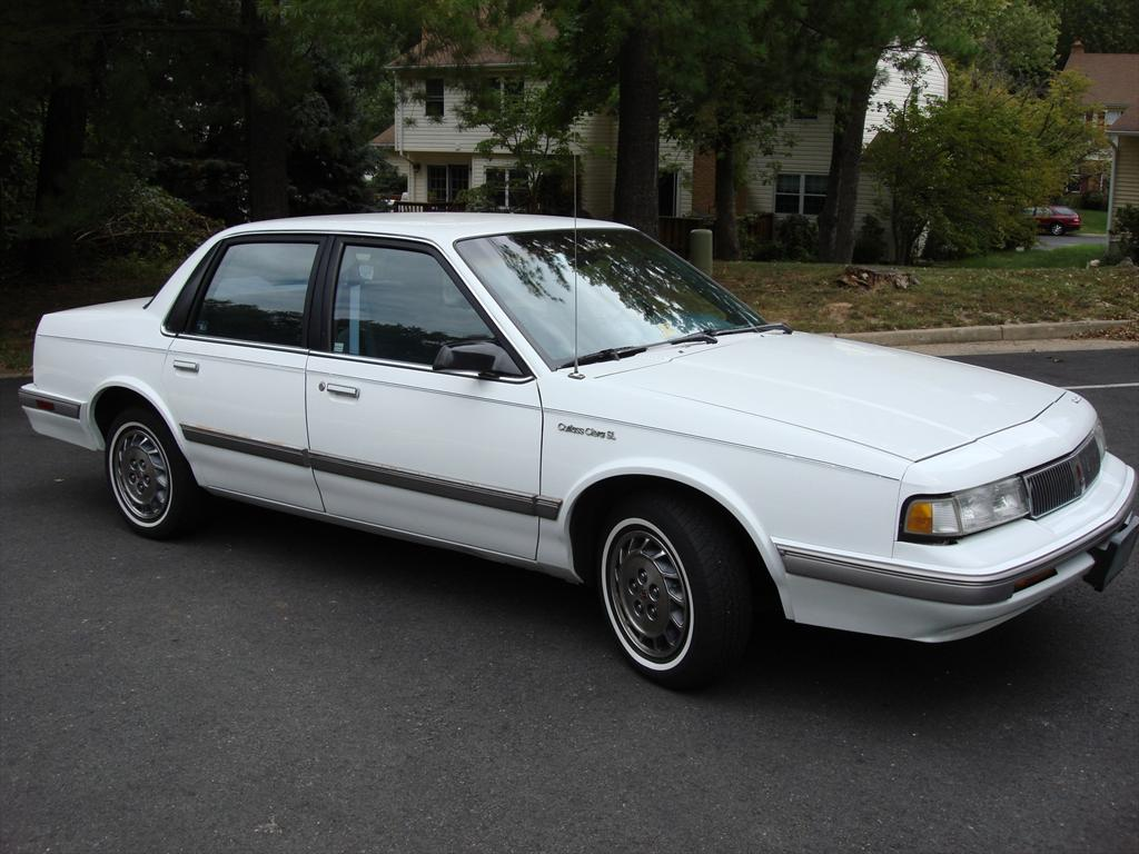 1995 Oldsmobile Cutlass Ciera Pictures Information And