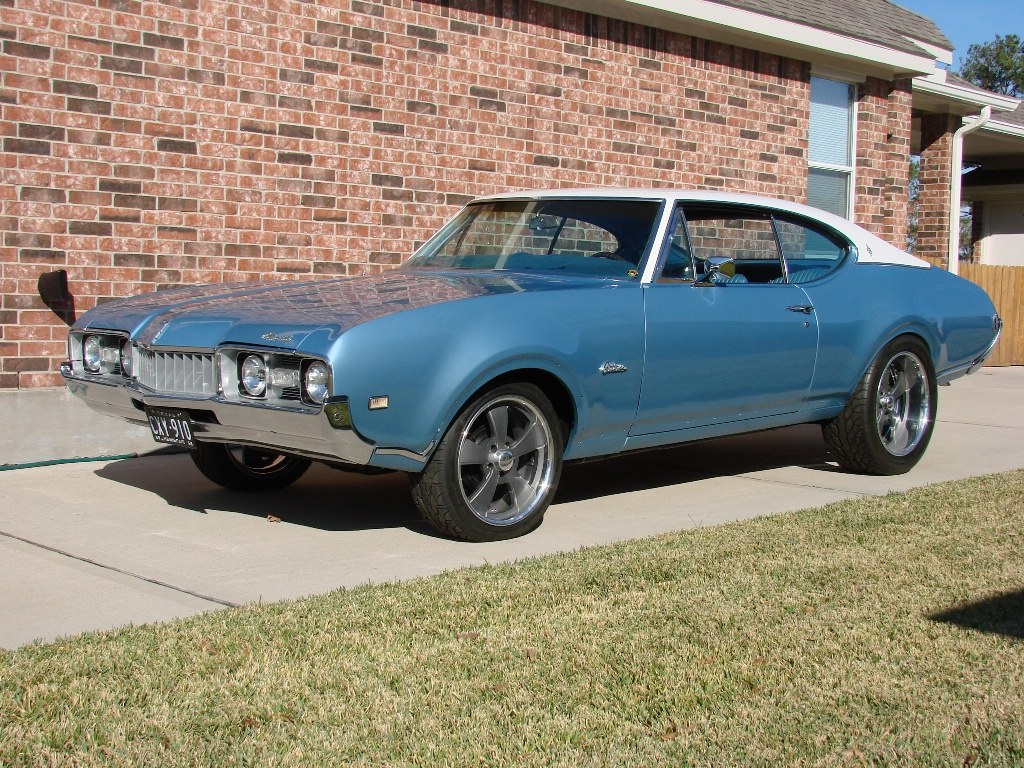 oldsmobile cutlass images #5