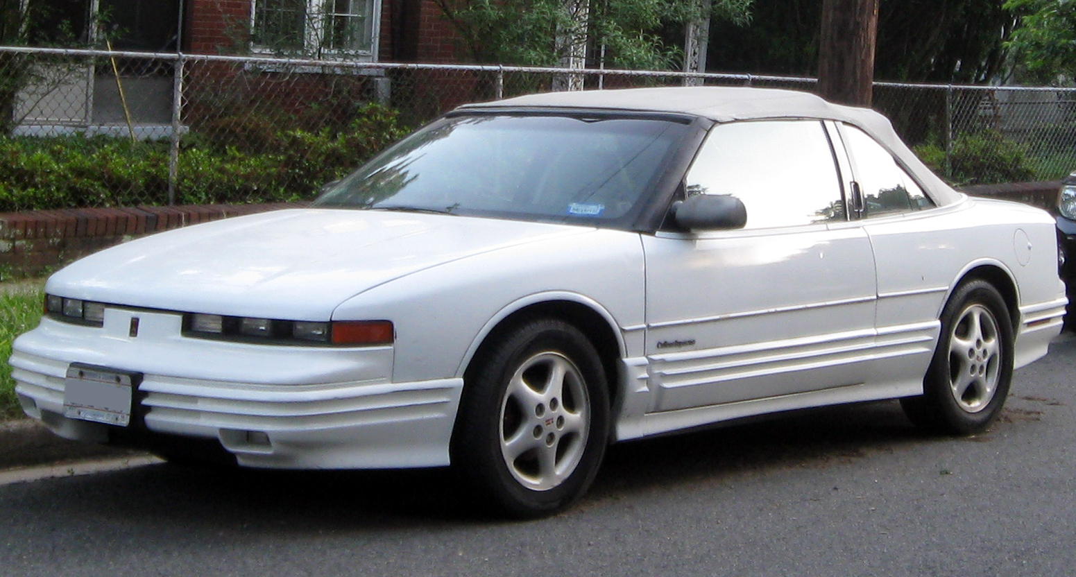 1992 oldsmobile cutlass supreme convertible � pictures