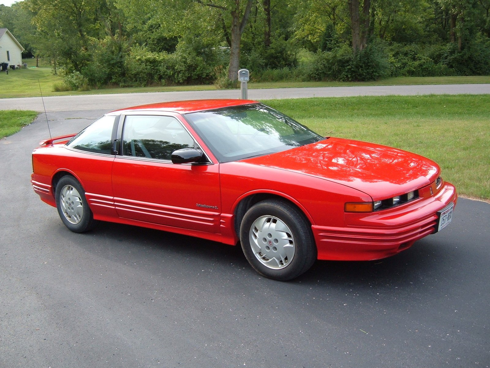 1992 oldsmobile cutlass supreme coupe � pictures