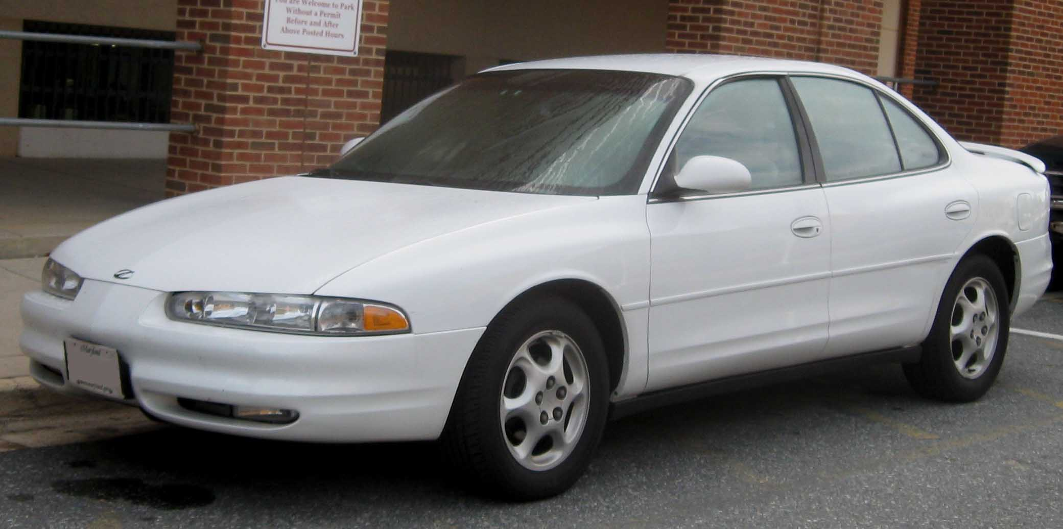 oldsmobile intrigue #1