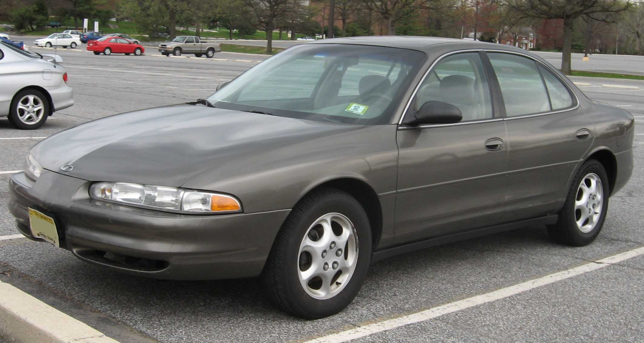 oldsmobile intrigue pictures #2