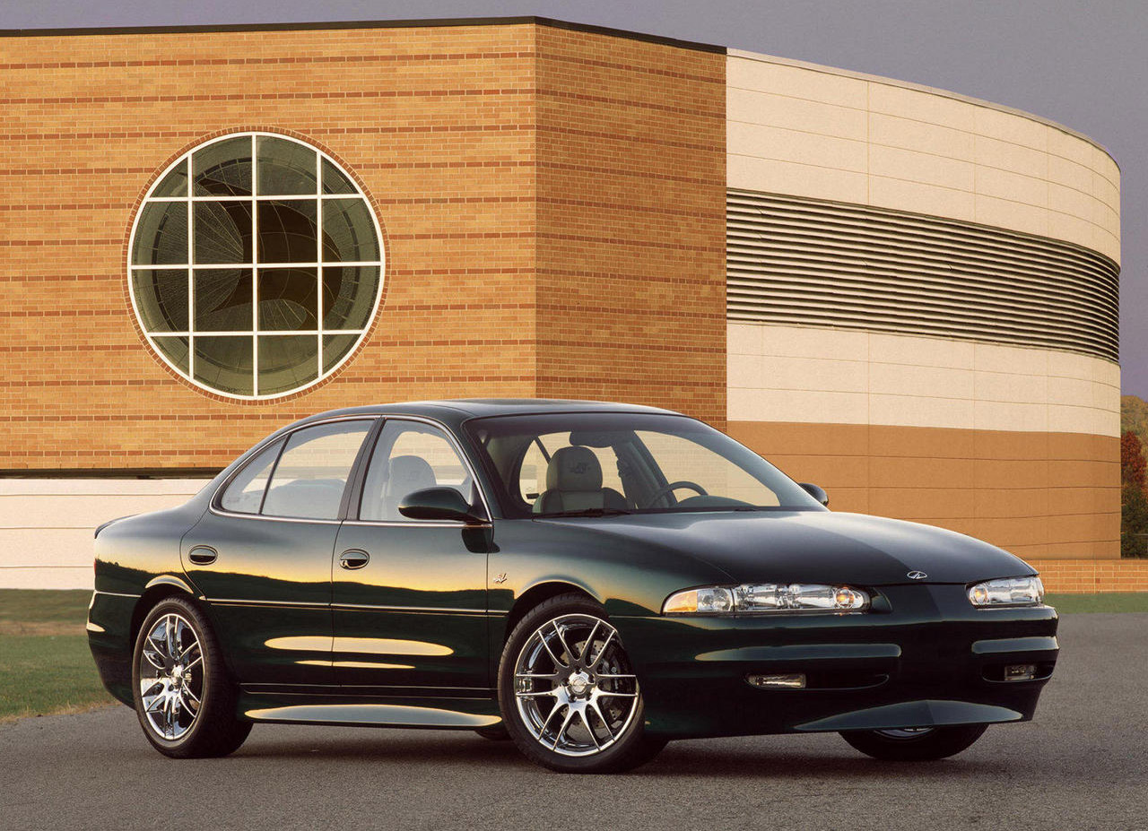 oldsmobile intrigue seriess #6