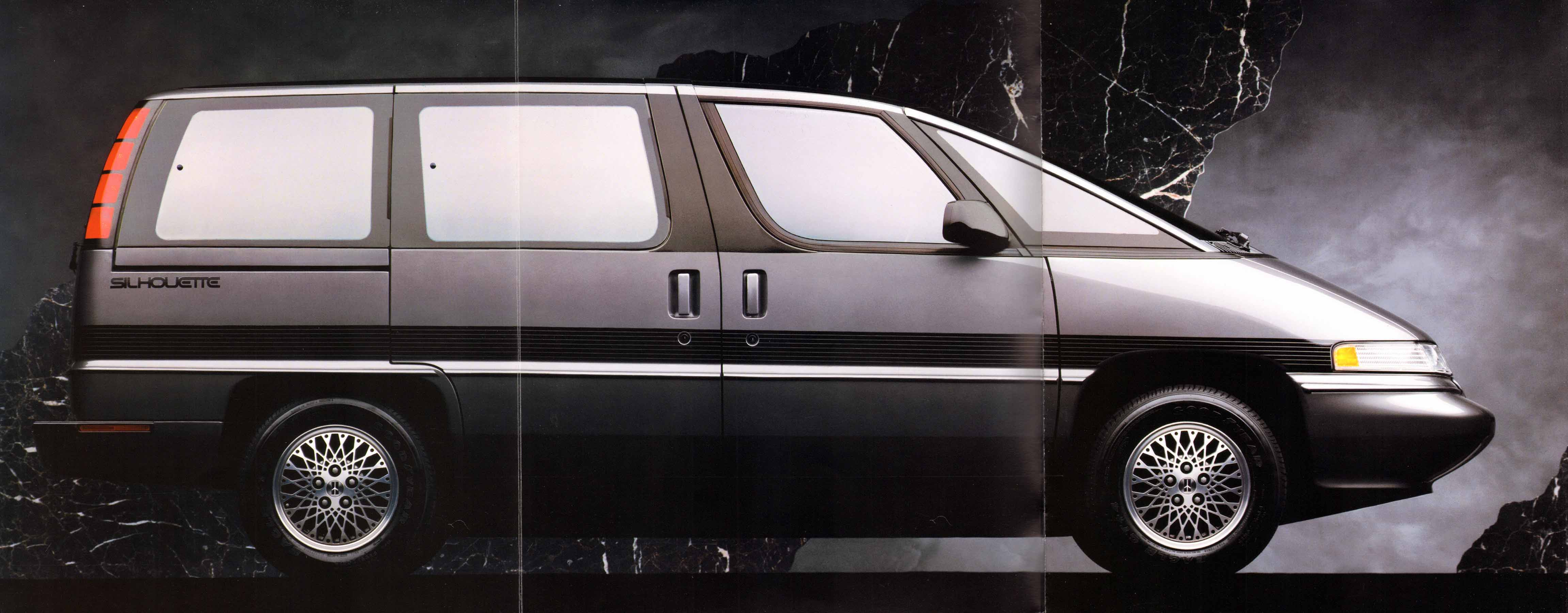 1990 Oldsmobile Silhouette   pictures, information and specs