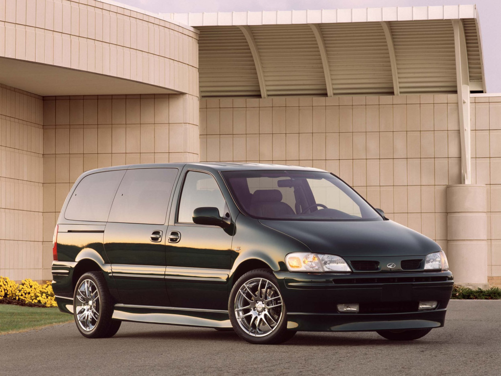 2001 Oldsmobile Silhouette ii – pictures, information and ...