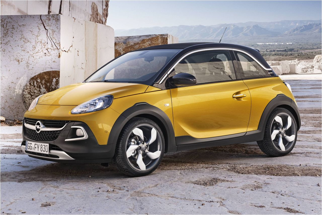 2015 opel adam pictures information and specs auto. Black Bedroom Furniture Sets. Home Design Ideas