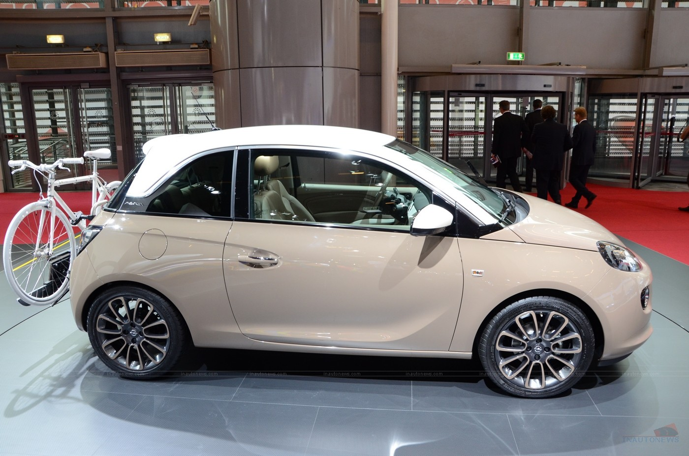 opel adam pictures information and specs auto. Black Bedroom Furniture Sets. Home Design Ideas