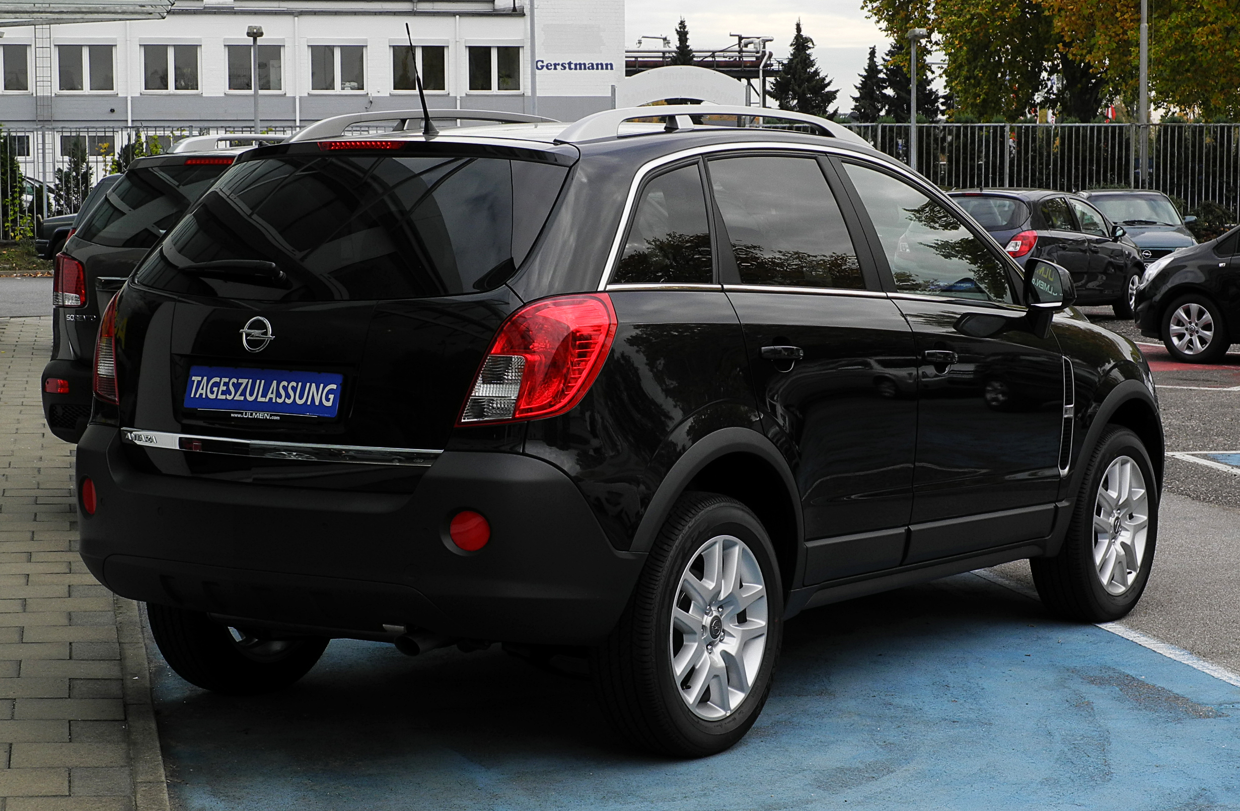 2013 Opel Antara   pictures, information and specs - Auto-Database.com