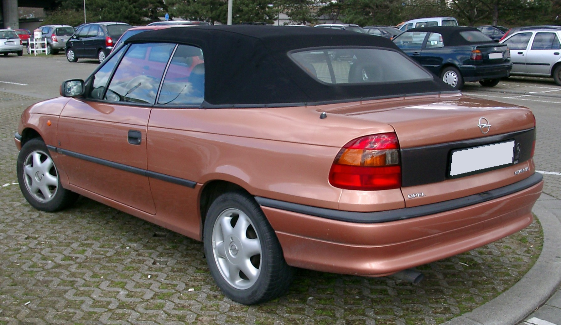 1996 opel astra f cabrio pictures information and specs auto. Black Bedroom Furniture Sets. Home Design Ideas