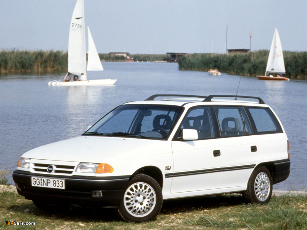 1991 opel astra f caravan pictures information and. Black Bedroom Furniture Sets. Home Design Ideas