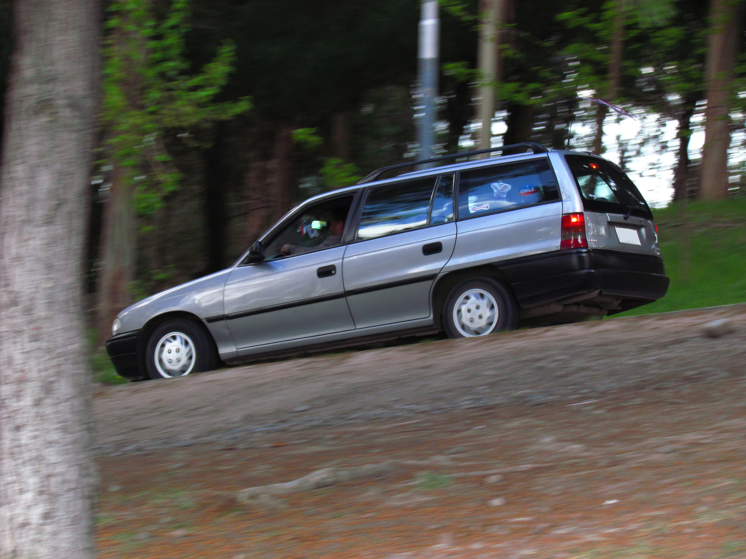 1995 opel astra f caravan pictures information and. Black Bedroom Furniture Sets. Home Design Ideas