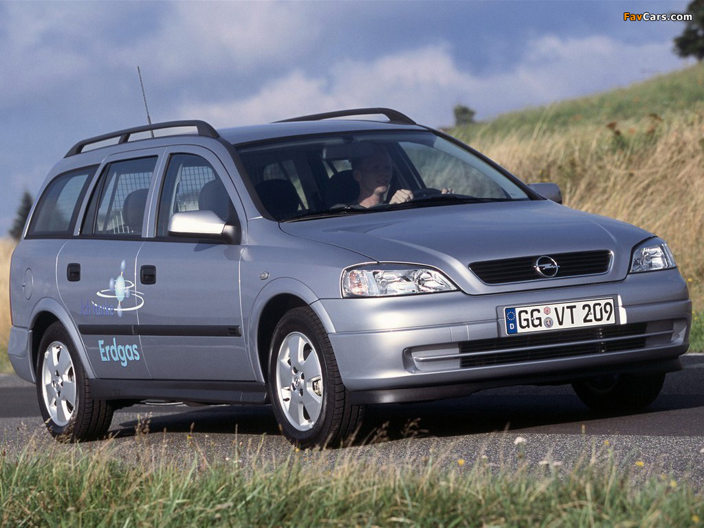 2002 Opel Astra G Pictures Information And Specs Auto