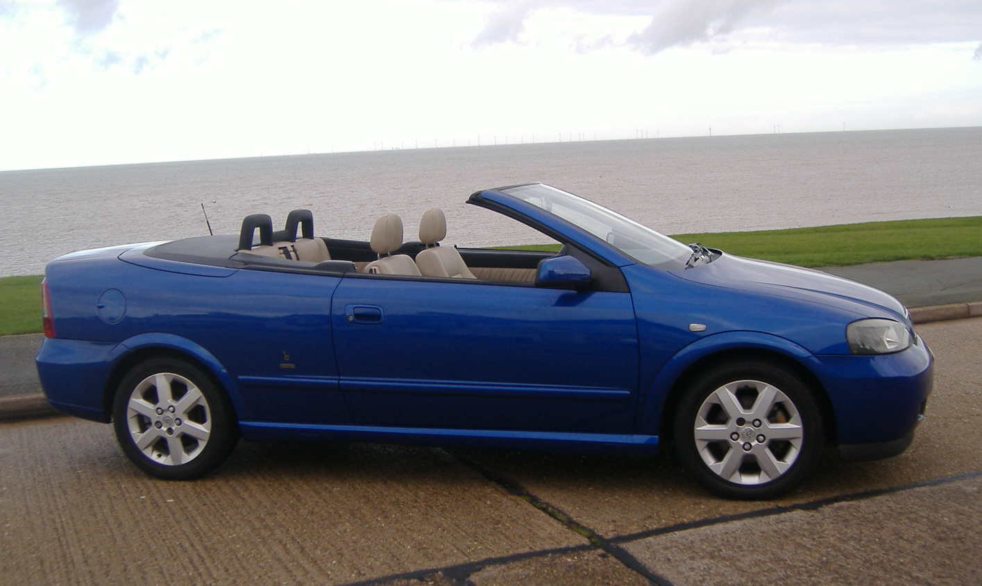 2002 Opel Astra G Cabrio Pictures Information And Specs
