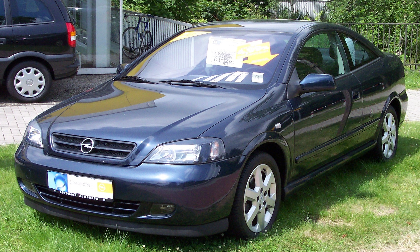 2000 opel astra g coupe pictures information and specs auto. Black Bedroom Furniture Sets. Home Design Ideas