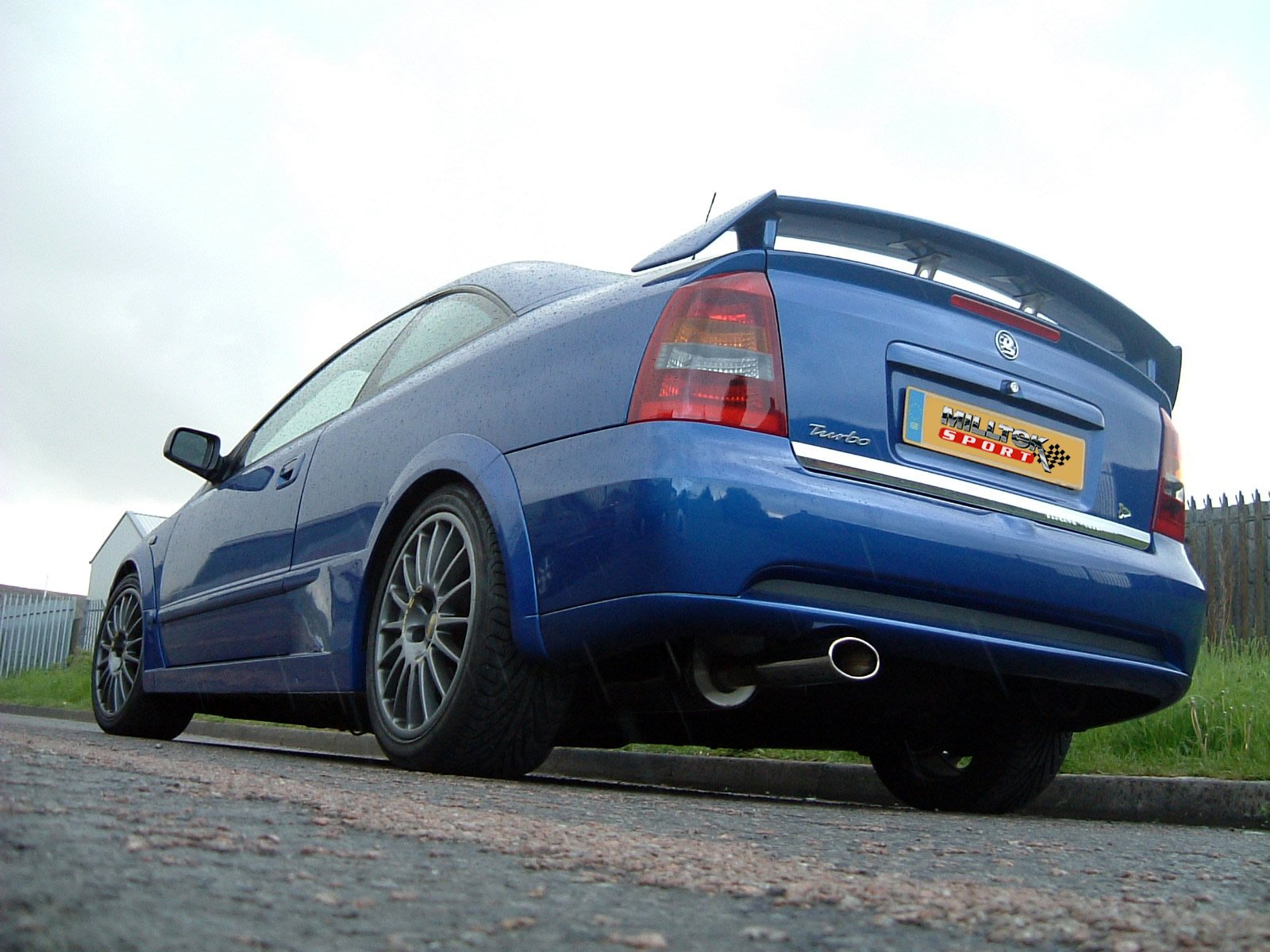 2002 Opel Astra g coupe – pictures, information and specs ...