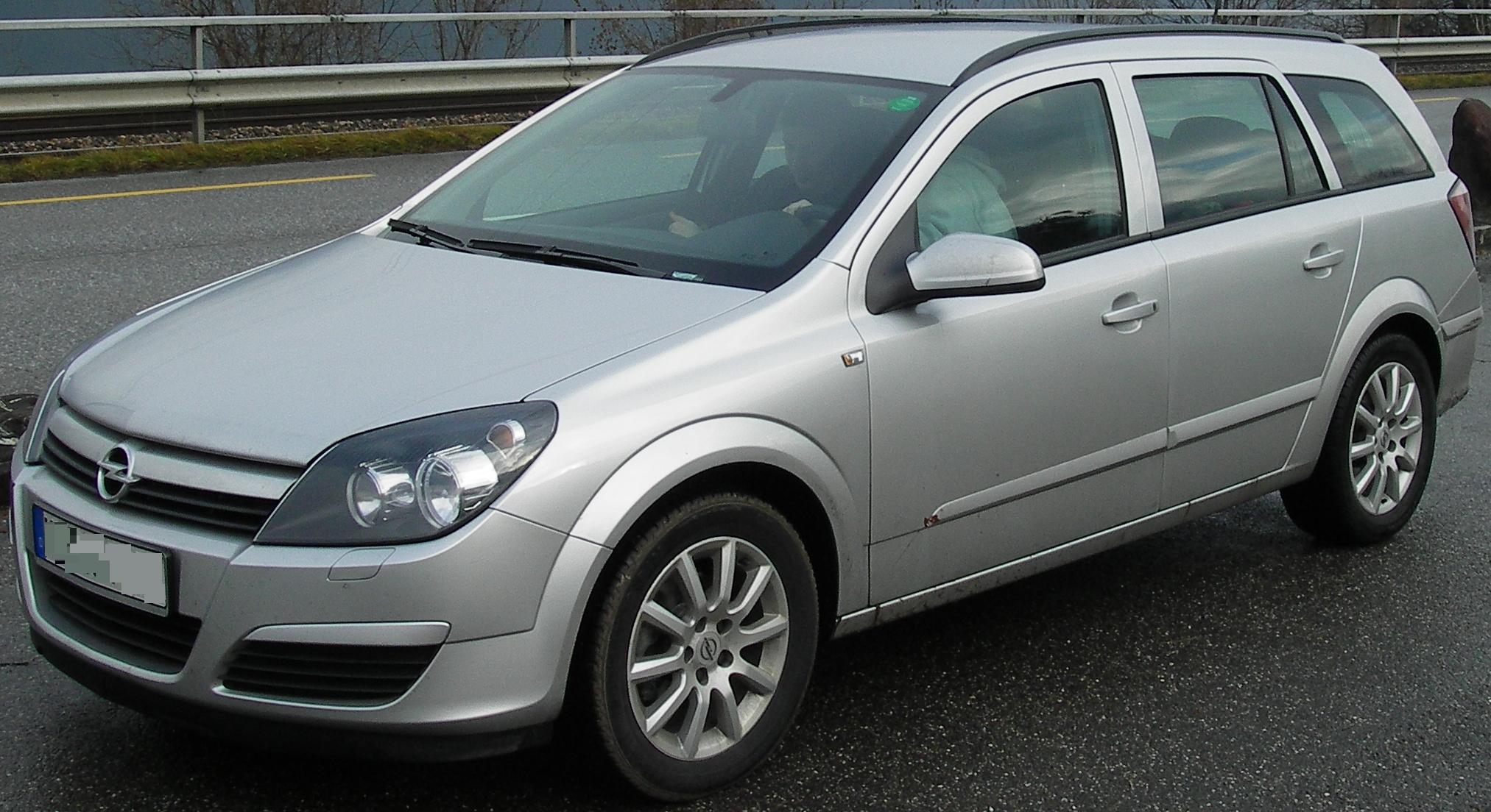 2005 opel astra h pictures information and specs auto. Black Bedroom Furniture Sets. Home Design Ideas