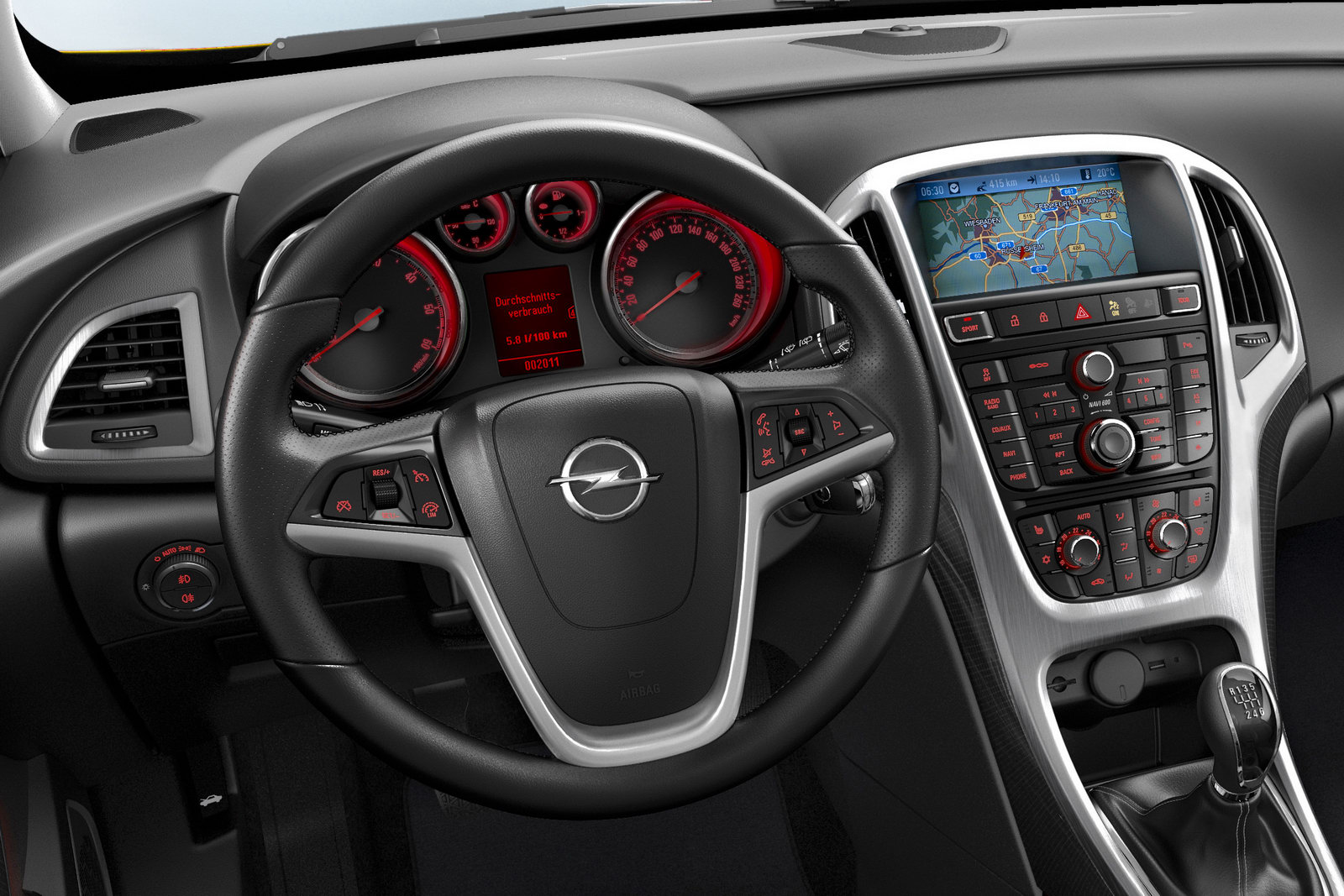 2014 Opel Astra h – pictures, information and specs - Auto-Database.com