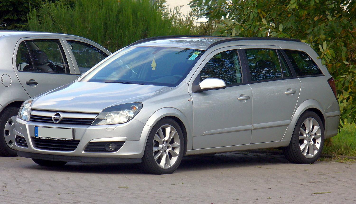 2007 opel astra h caravan pictures information and specs auto. Black Bedroom Furniture Sets. Home Design Ideas