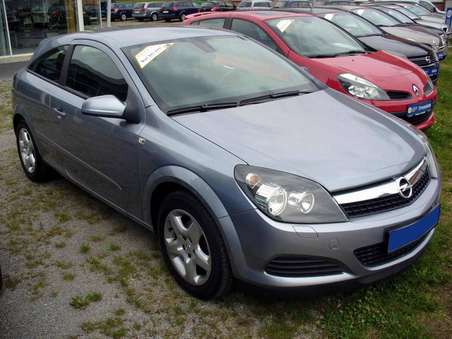 2008 opel astra h gtc pictures information and specs auto. Black Bedroom Furniture Sets. Home Design Ideas