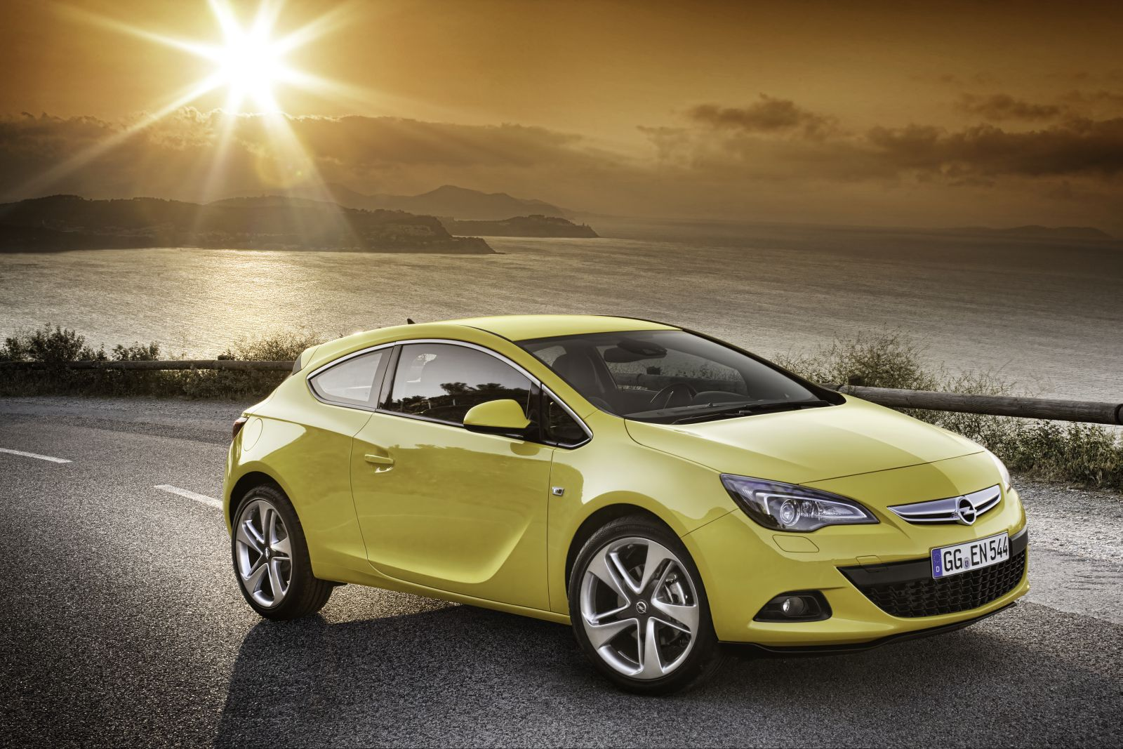 2016 Opel Astra h gtc - pictures, information and specs ...