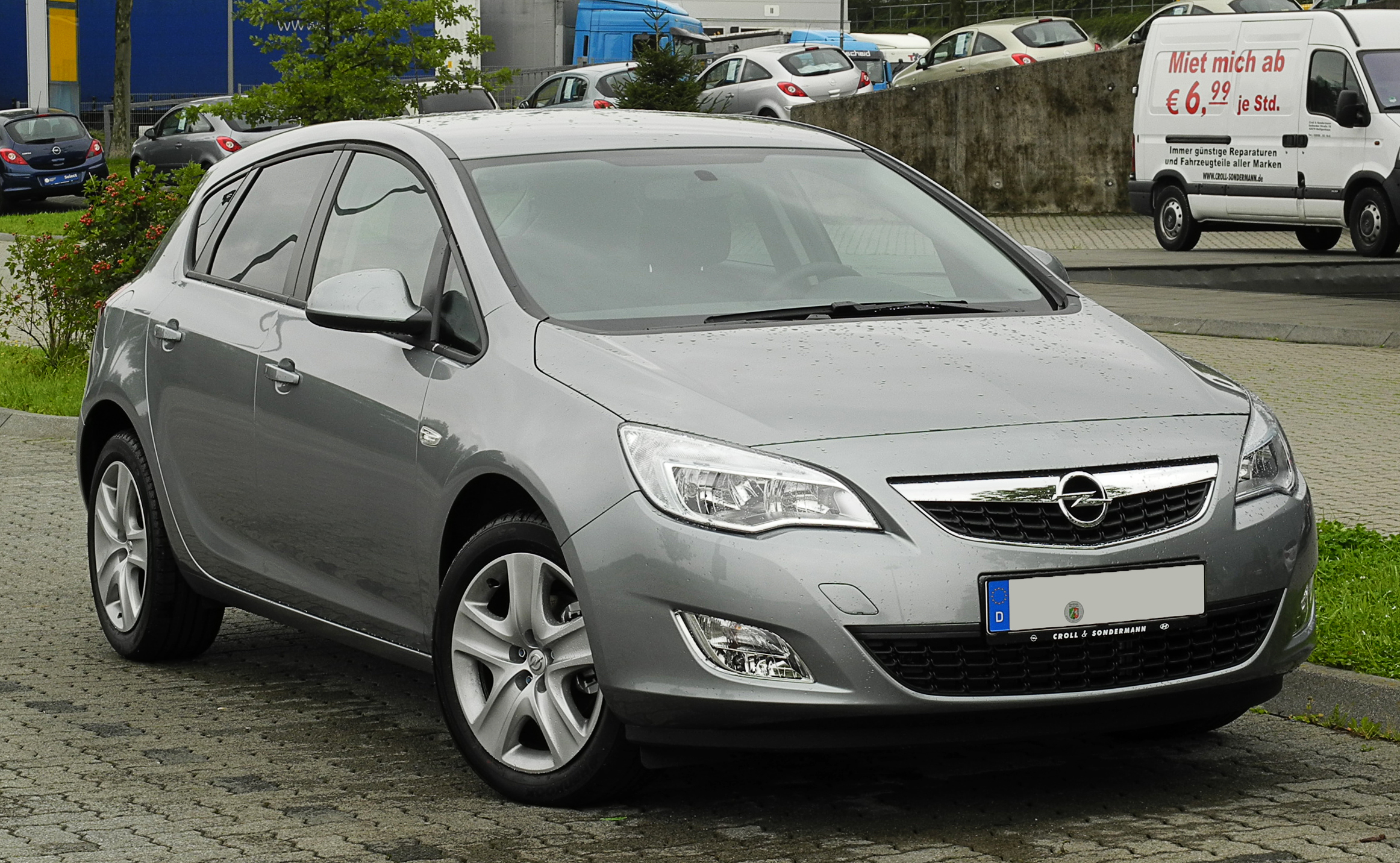 2012 Opel Astra j – pictures, information and specs - Auto ...
