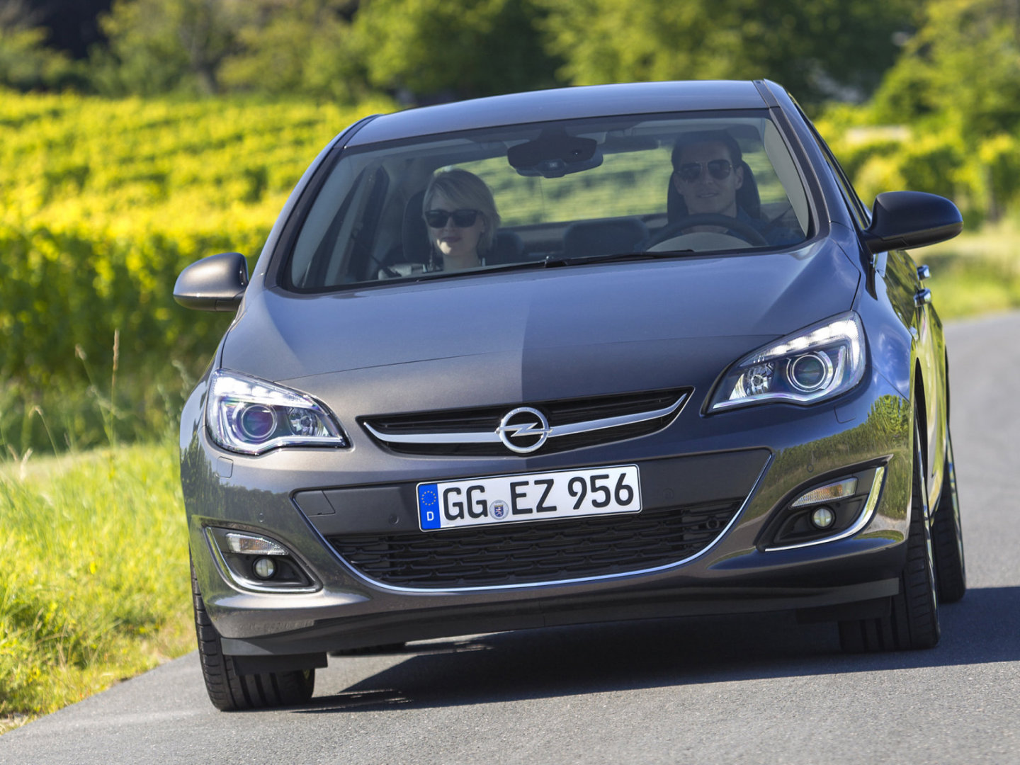 2013 Opel Astra j – pictures, information and specs - Auto ...