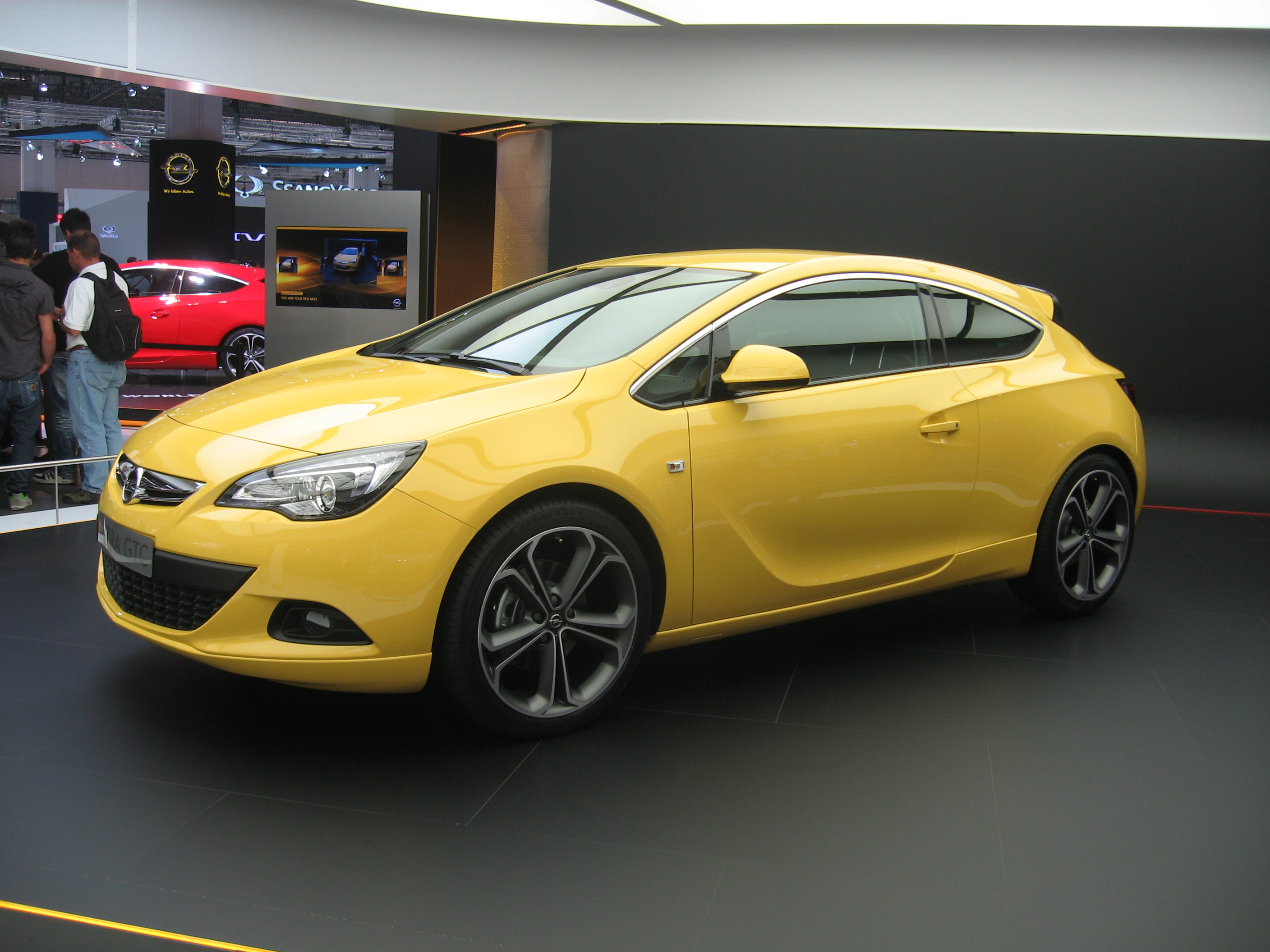 2014 opel astra j gtc pictures information and specs auto. Black Bedroom Furniture Sets. Home Design Ideas