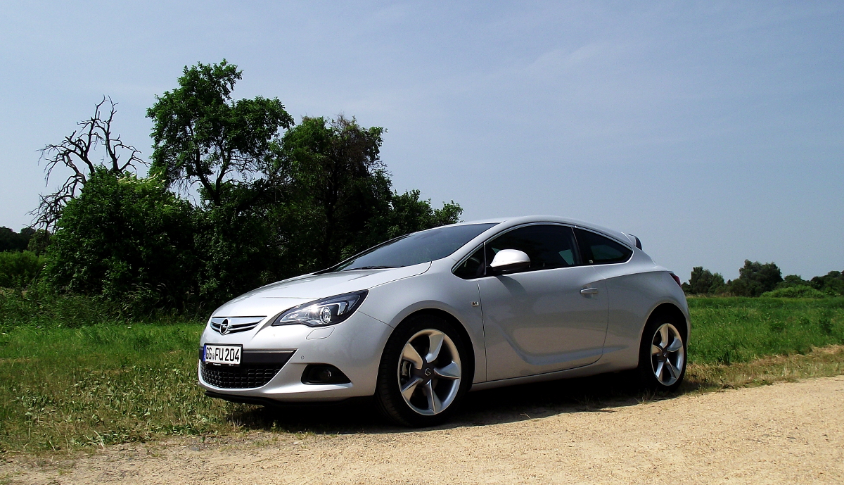 2016 opel astra j gtc pictures information and specs auto. Black Bedroom Furniture Sets. Home Design Ideas