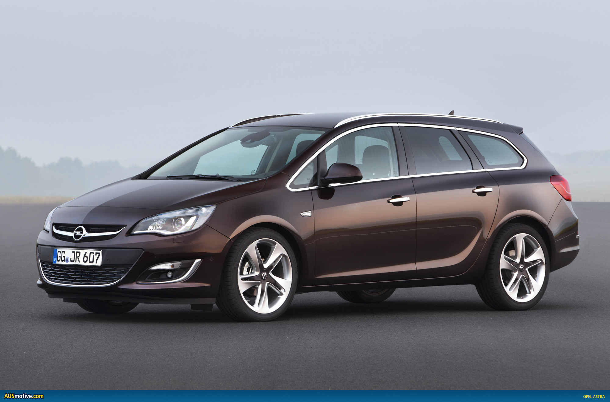 2010 Opel Astra J Sports Tourer Pictures Information And Specs Wiring Diagram 5