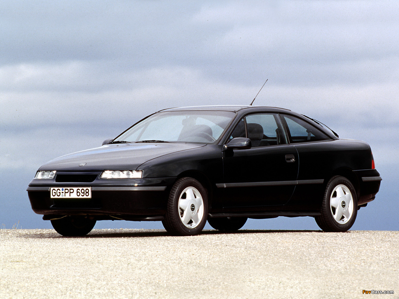 opel calibra a 1993 models #1