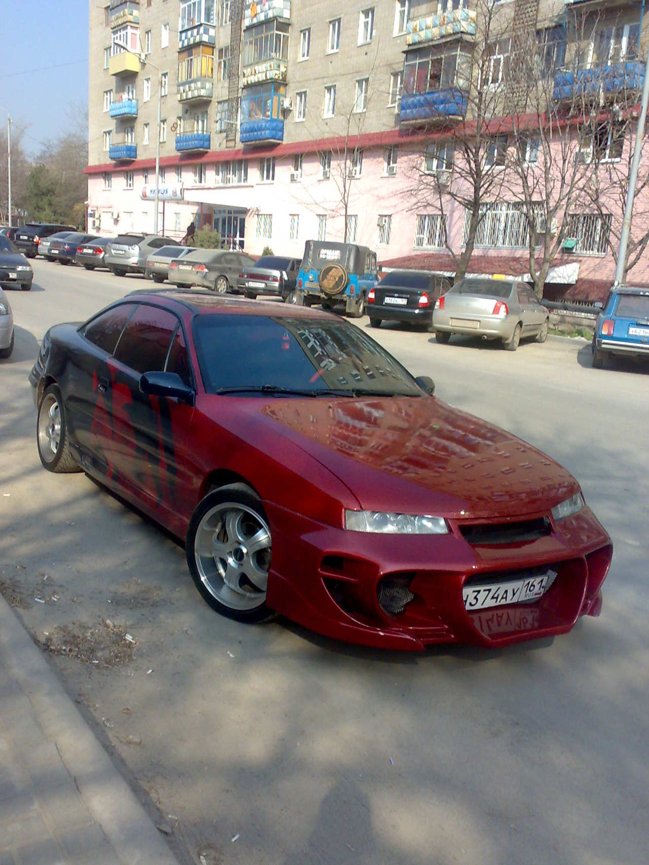 opel calibra a 1993 models #9