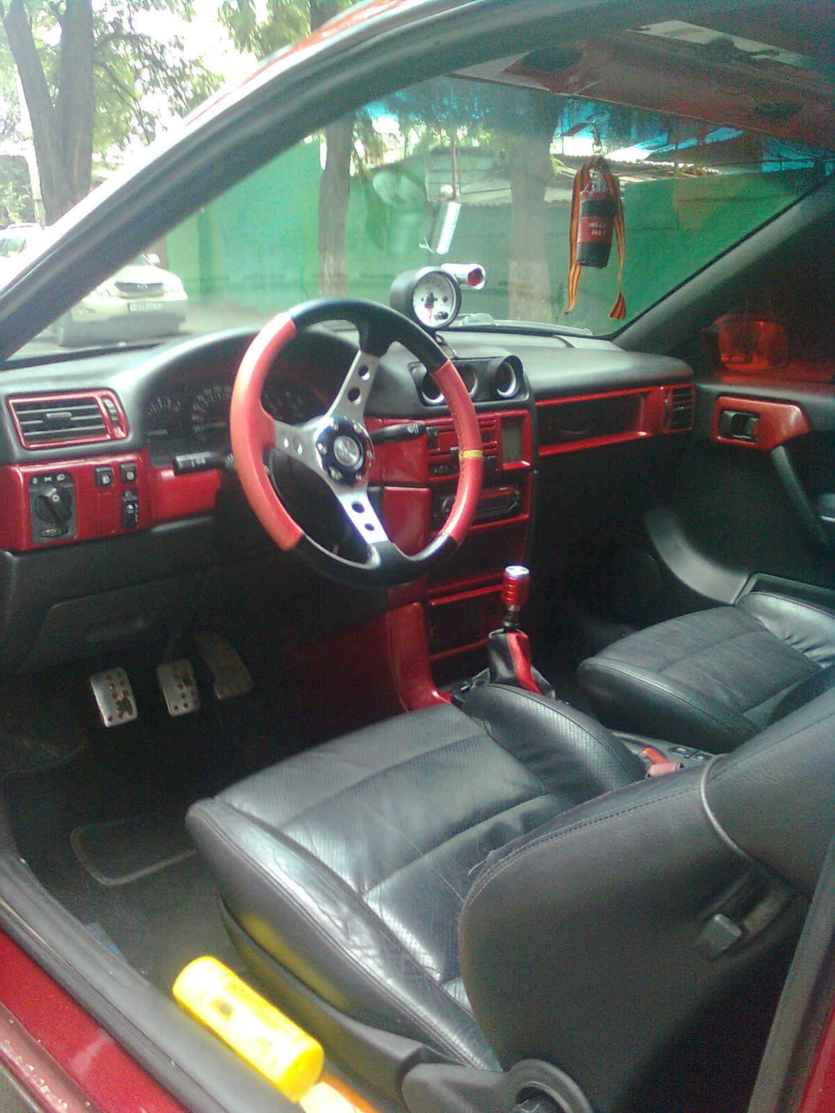 opel calibra a 1993 pictures #13