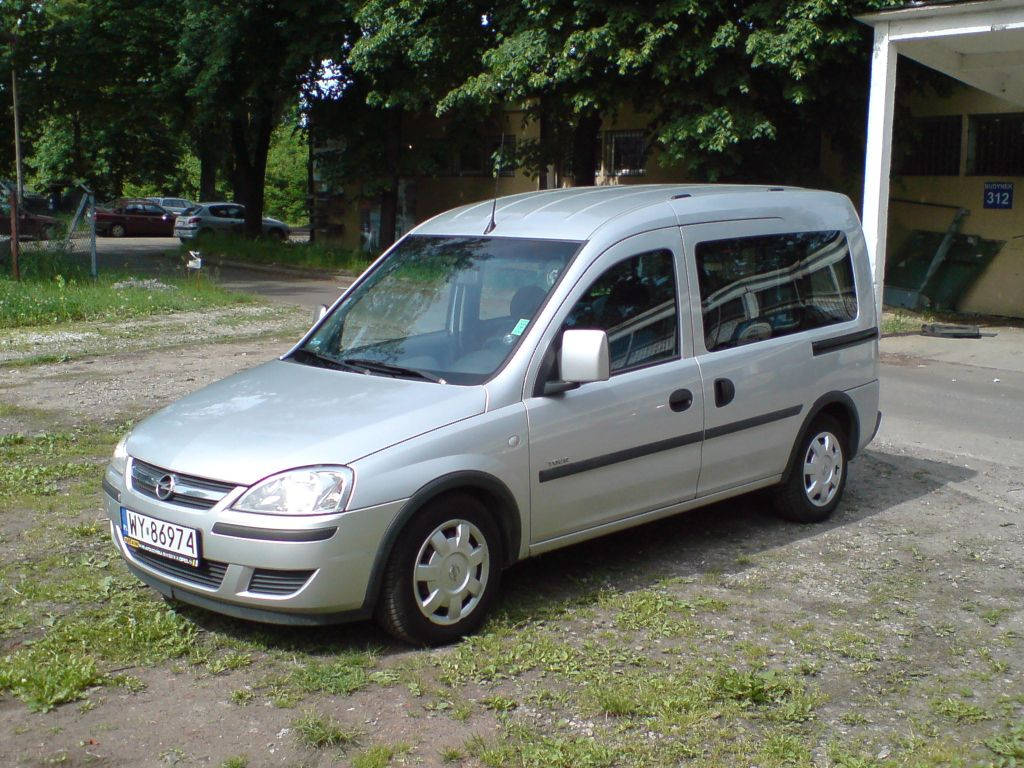 1997 opel combo tour pictures information and specs auto. Black Bedroom Furniture Sets. Home Design Ideas
