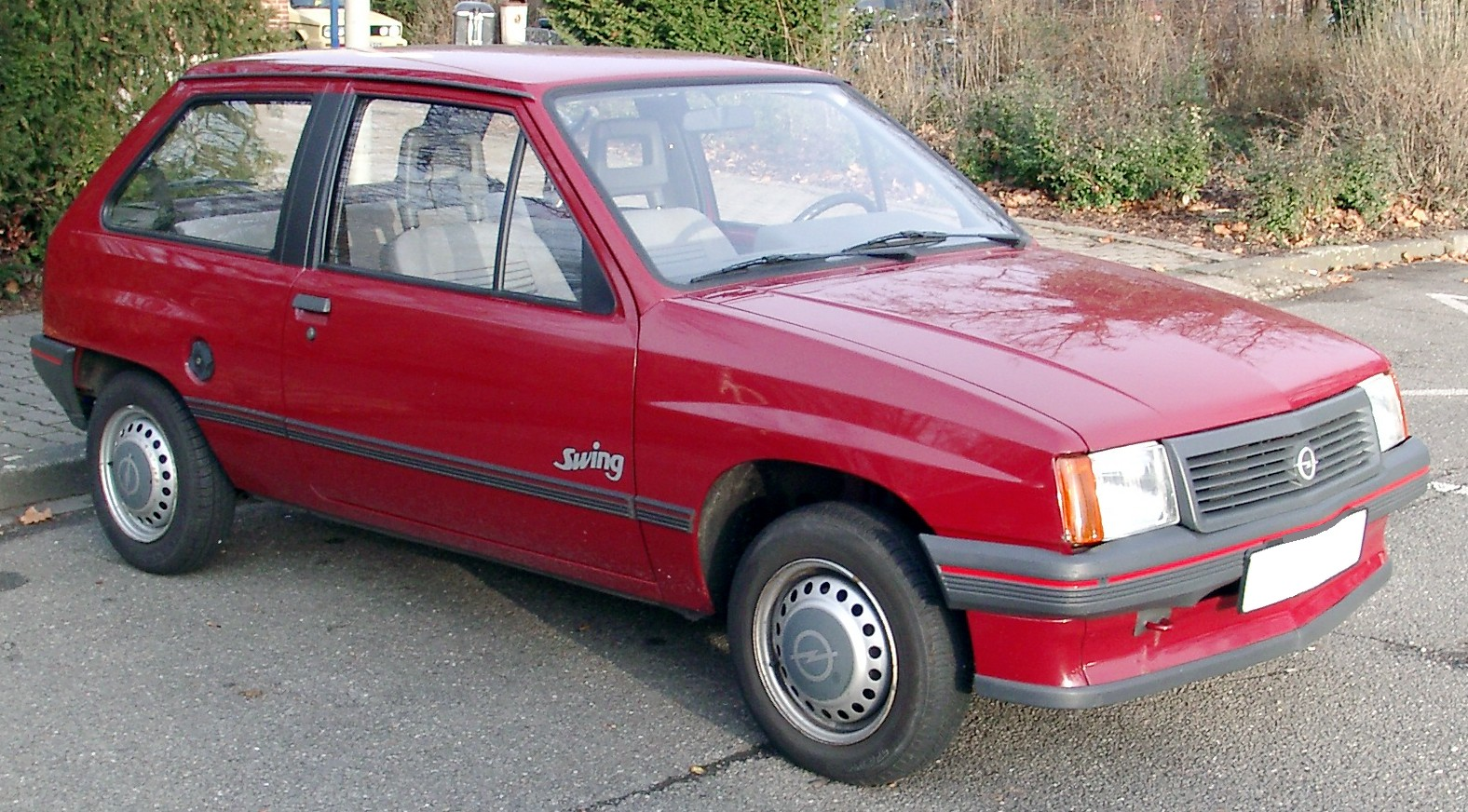 1992 Opel Corsa a - pictures, information and specs - Auto