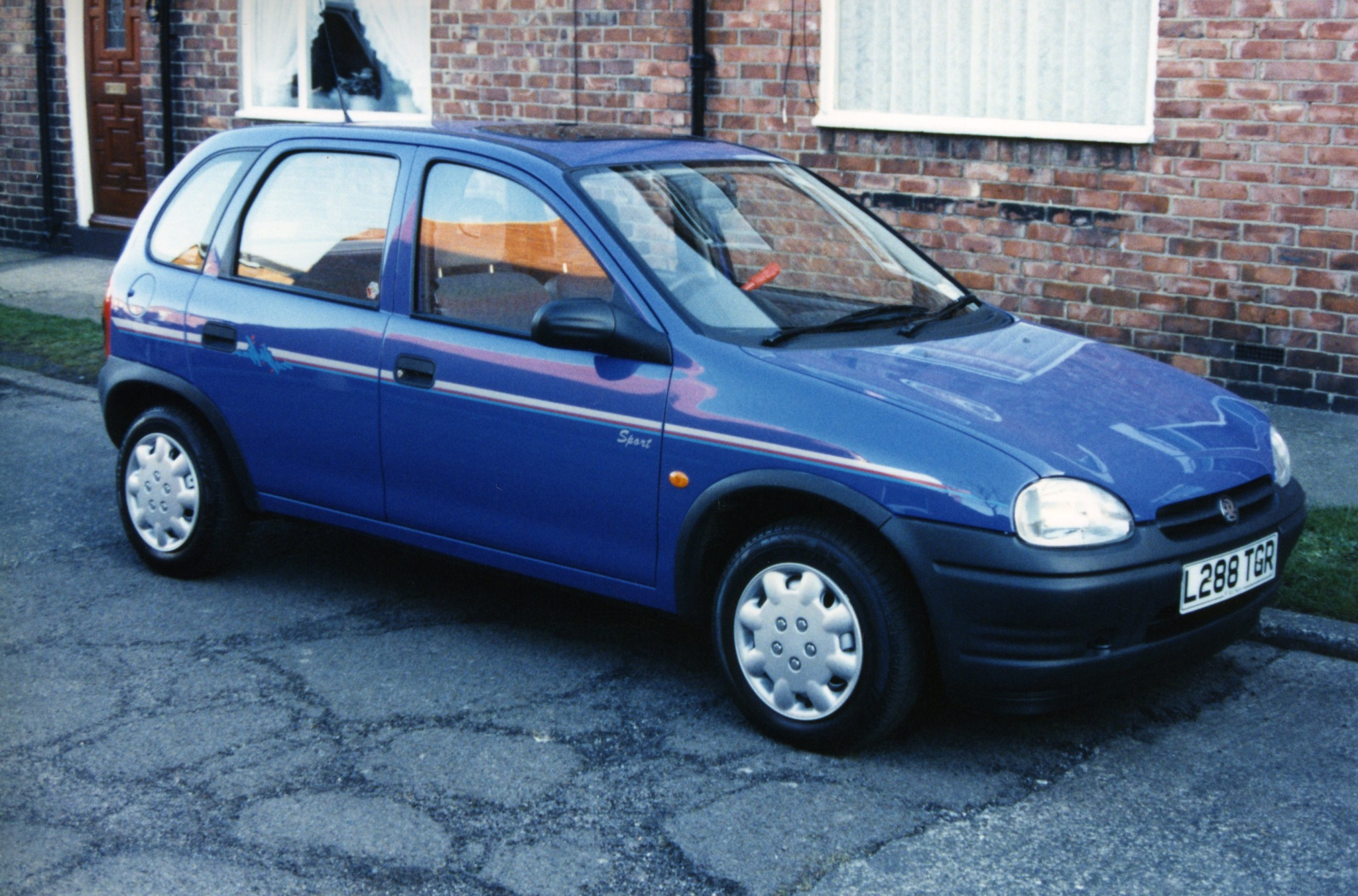 1994 opel corsa b pictures information and specs auto. Black Bedroom Furniture Sets. Home Design Ideas