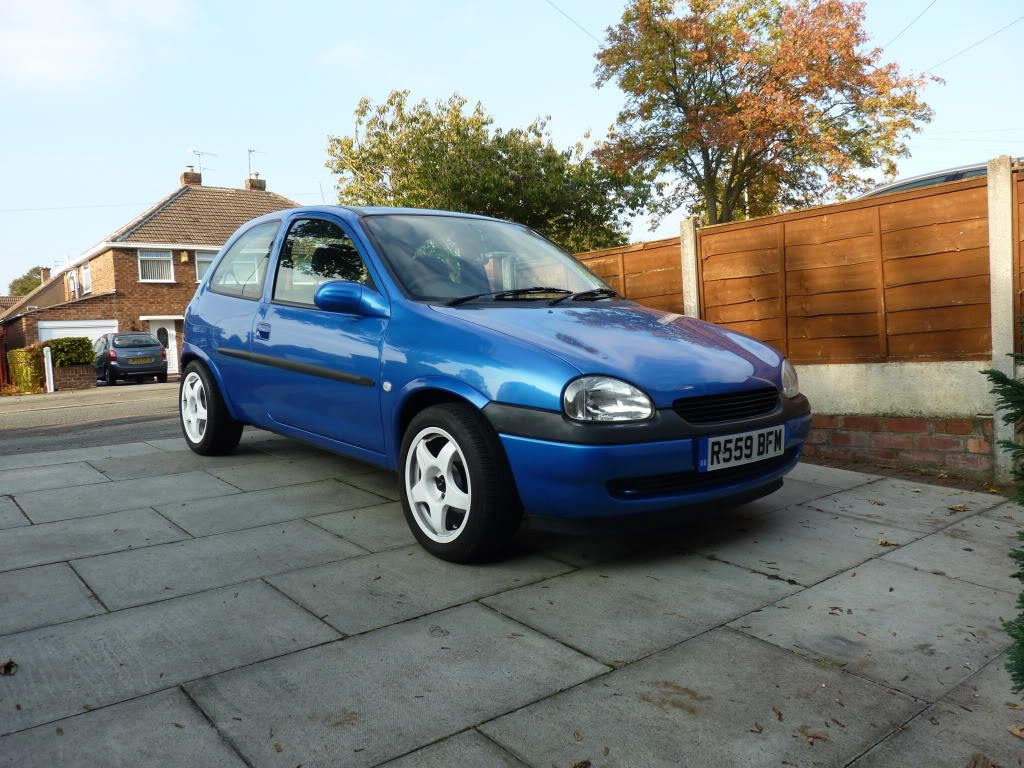 1997 opel corsa b pictures information and specs auto. Black Bedroom Furniture Sets. Home Design Ideas