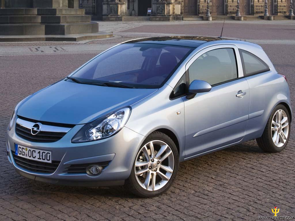 2008 opel corsa d pictures information and specs auto. Black Bedroom Furniture Sets. Home Design Ideas