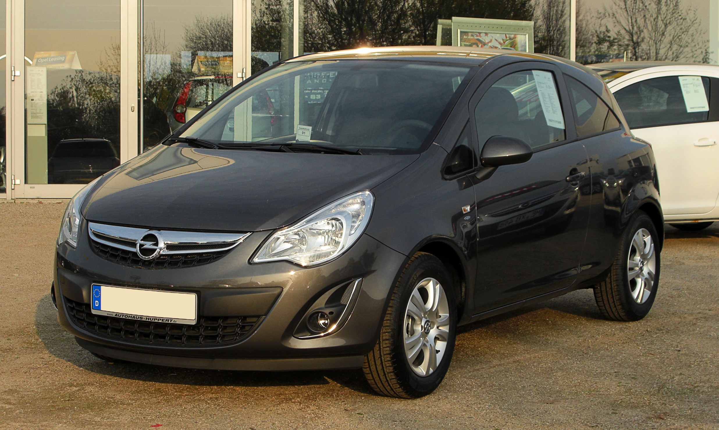 2011 opel corsa d pictures information and specs auto. Black Bedroom Furniture Sets. Home Design Ideas