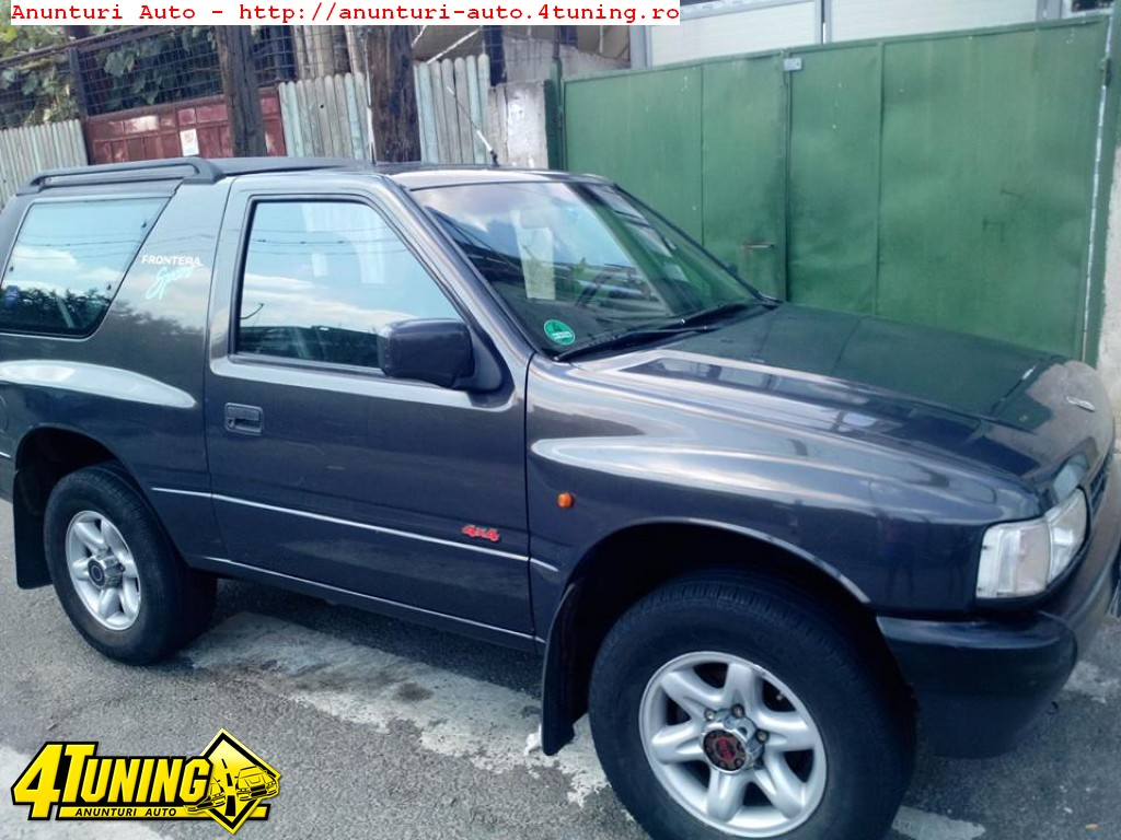 1997 opel frontera a sport pictures information and specs auto. Black Bedroom Furniture Sets. Home Design Ideas