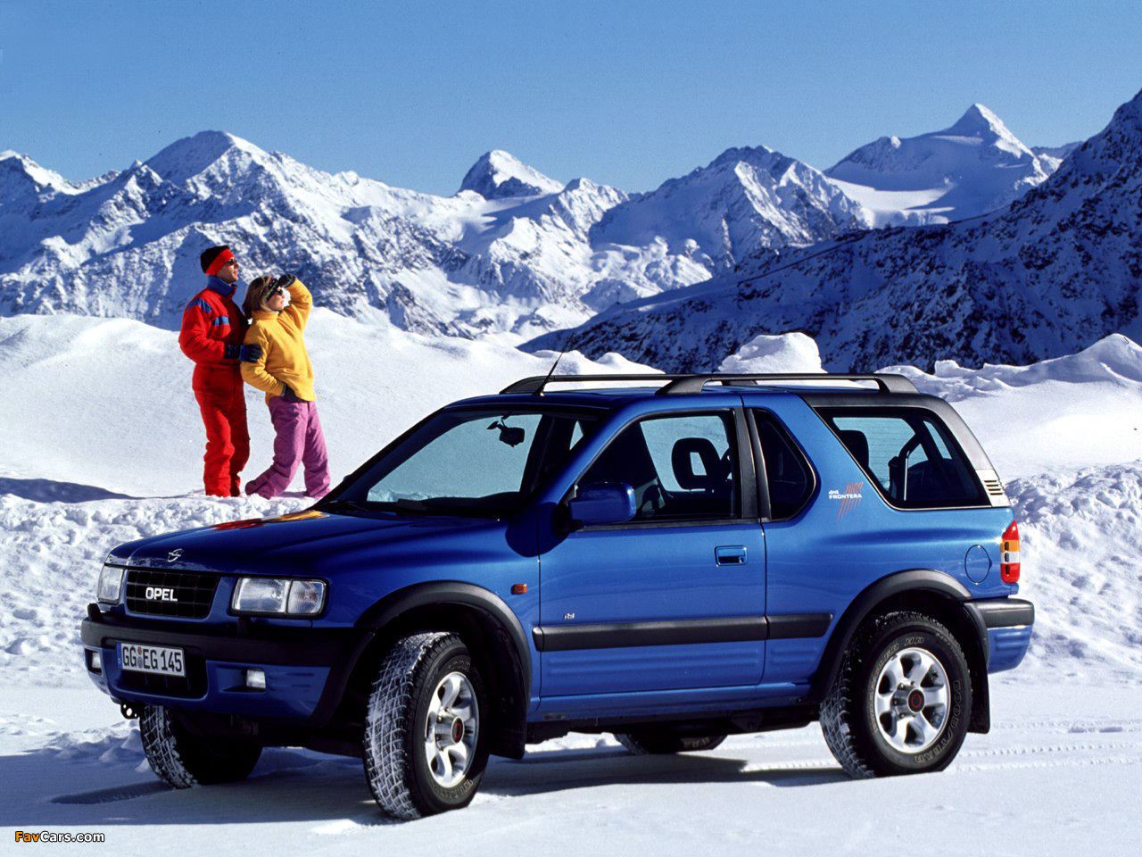 1998 opel frontera b sport pictures information and specs auto. Black Bedroom Furniture Sets. Home Design Ideas