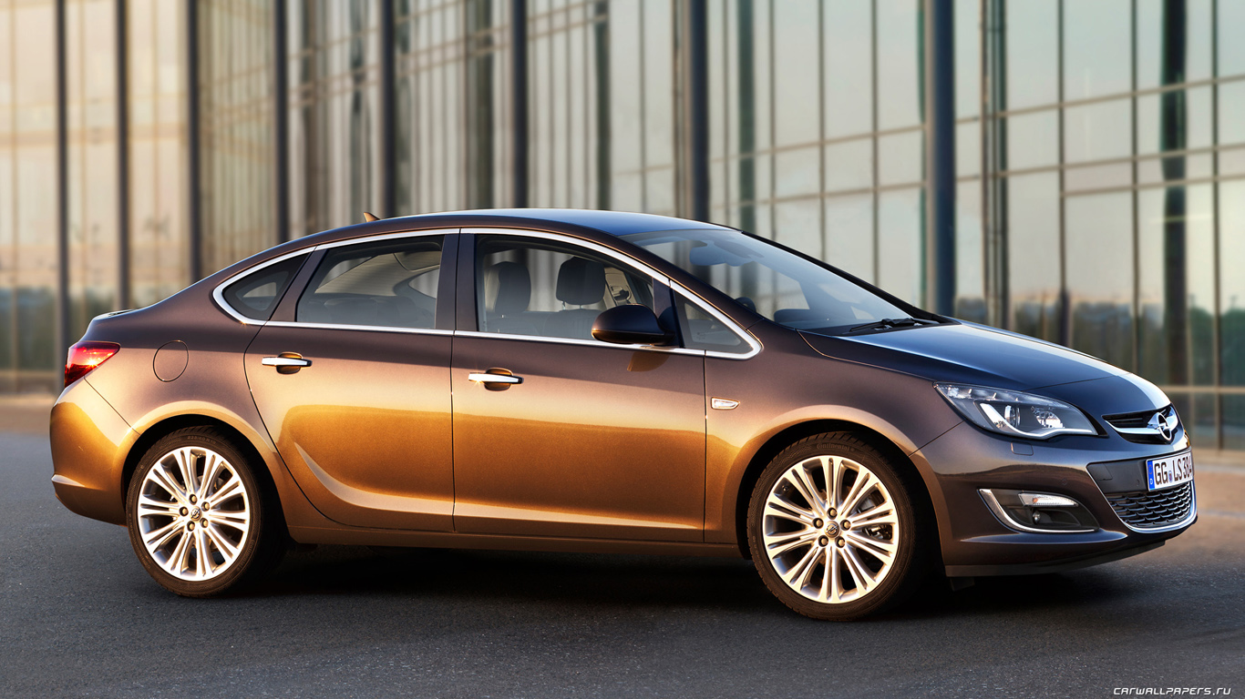 2012 Opel Insignia Sedan Pictures Information And Specs Auto