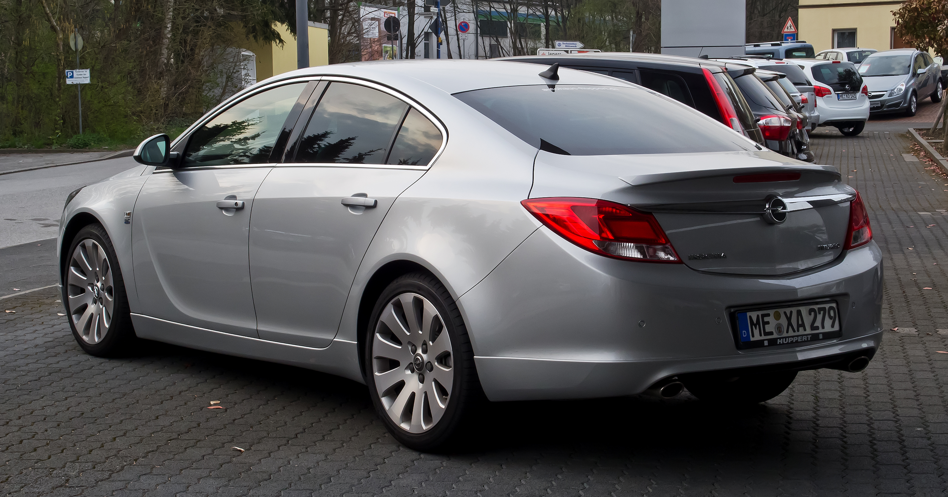 Opel Insignia   pictures, information and specs - Auto-Database.com