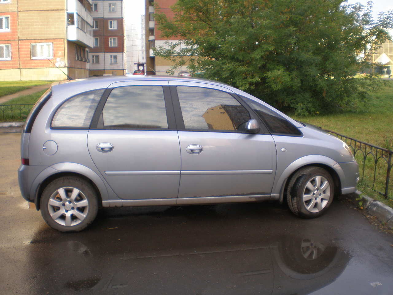 2005 opel meriva a pictures information and specs. Black Bedroom Furniture Sets. Home Design Ideas