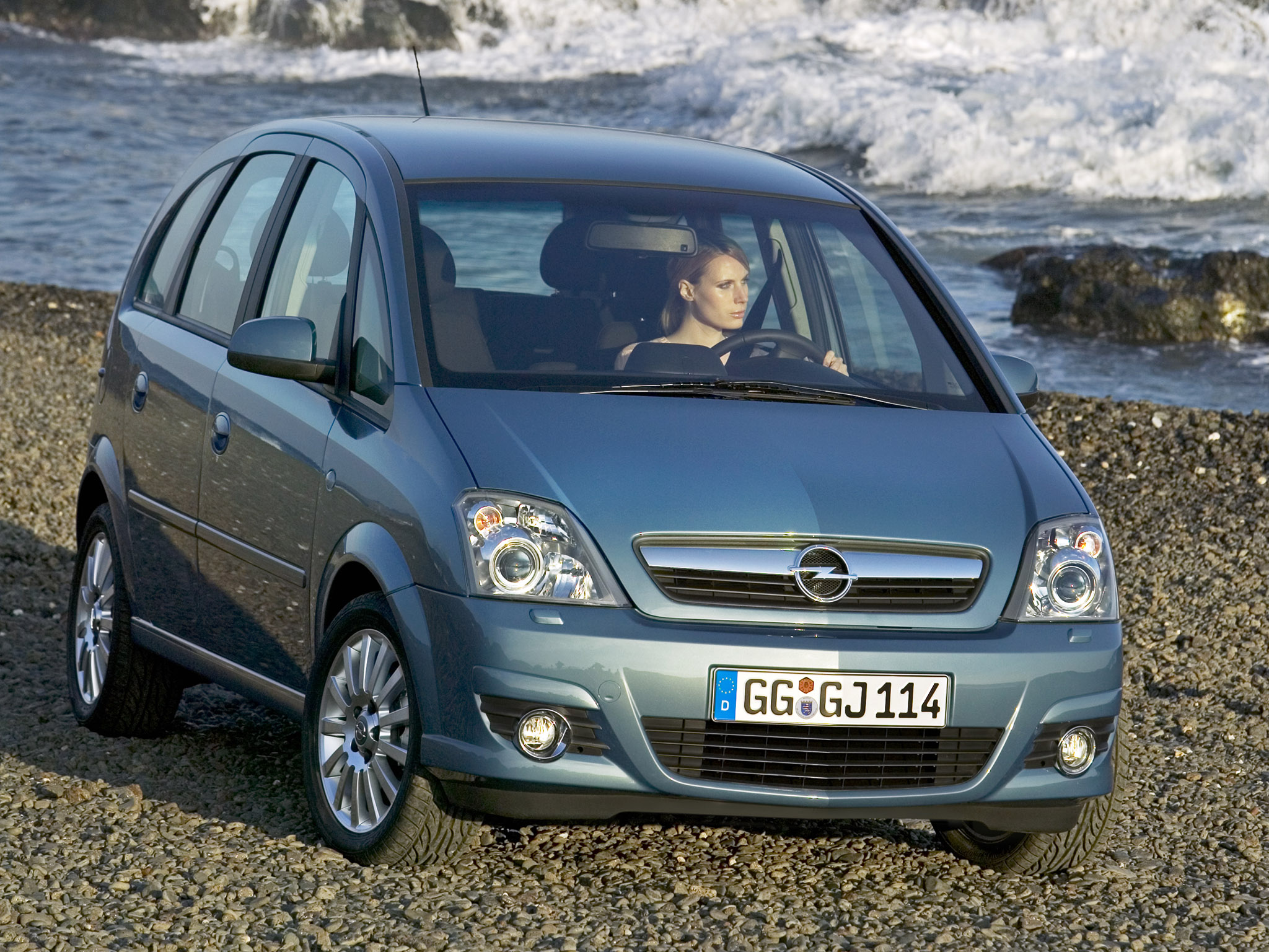 2006 opel meriva a pictures information and specs auto. Black Bedroom Furniture Sets. Home Design Ideas