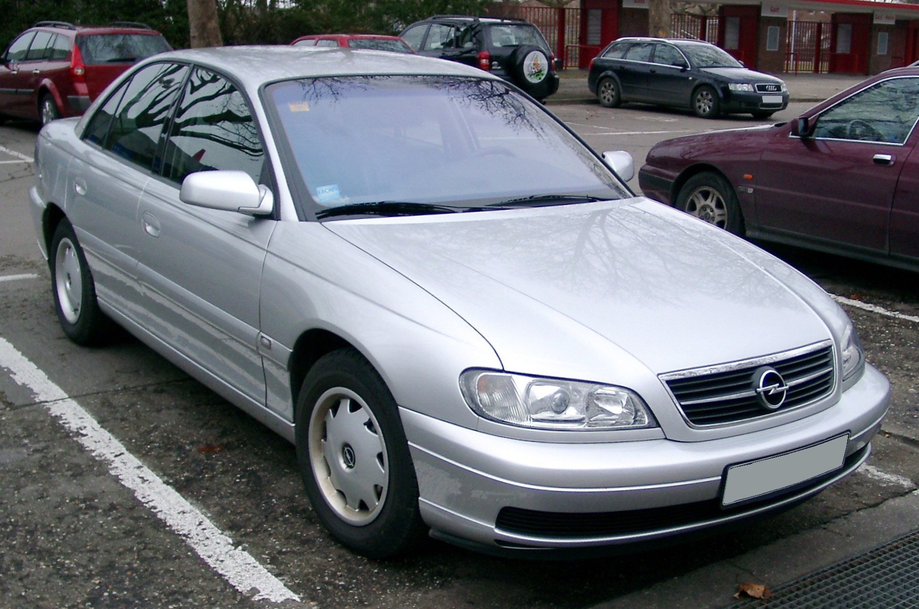 2001 Opel Omega b - pictures, information and specs - Auto