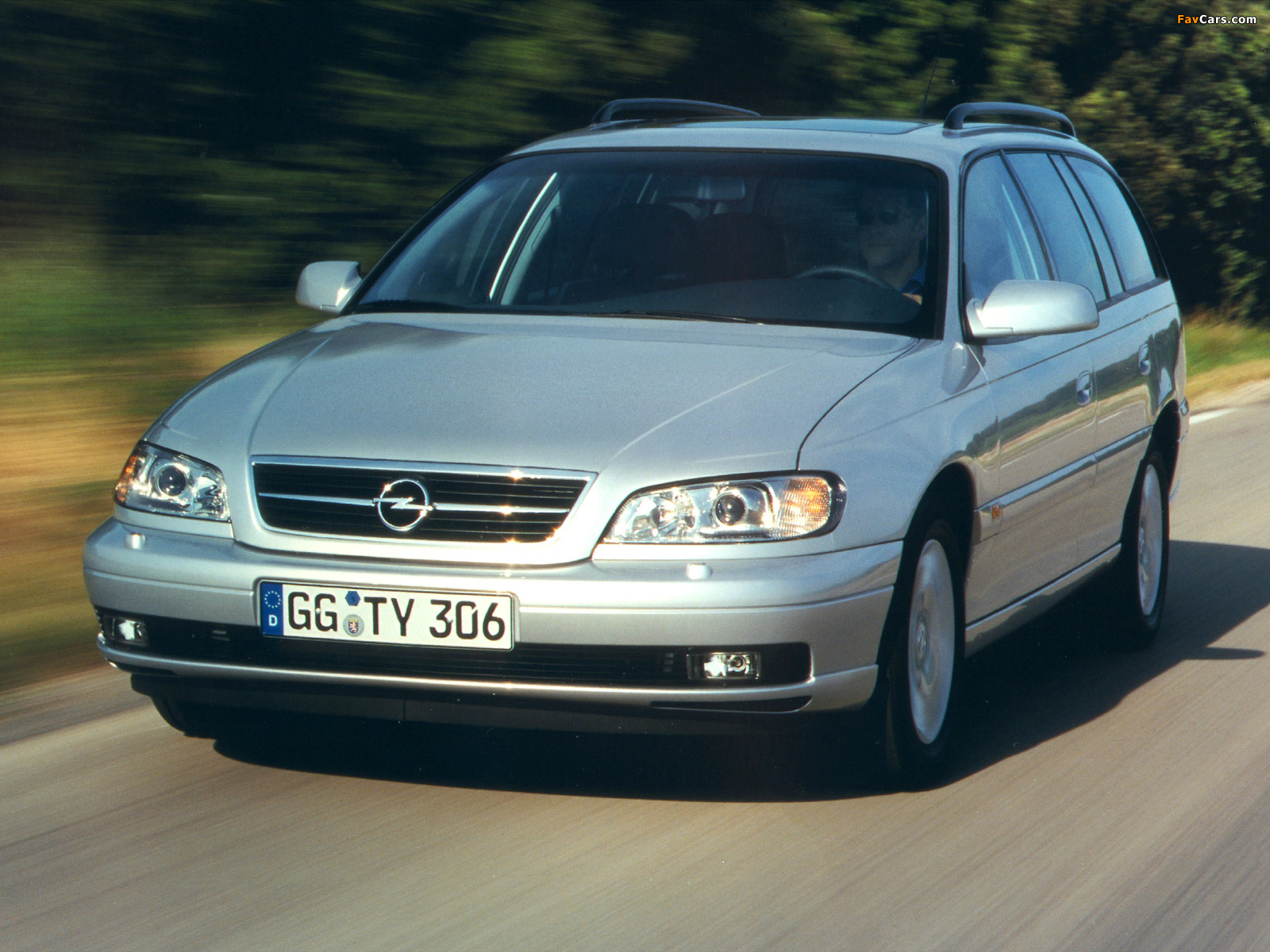 2003 Opel Omega B  U2013 Pictures  Information And Specs