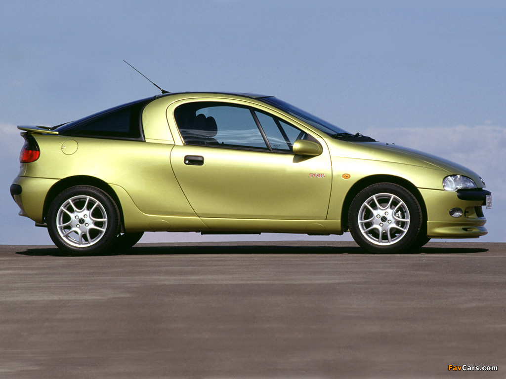 1999 opel tigra pictures information and specs auto. Black Bedroom Furniture Sets. Home Design Ideas
